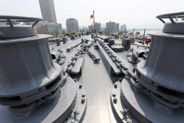 Warship, Japan Maritime Self-Defense Force
