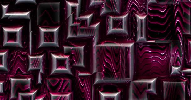 Abstrakte bunte Animation. Multicolor flüssigen Hintergrund. Schöne Farbverlauf-Textur, Verschiebung abstrakter mehrfarbiger Hintergrund