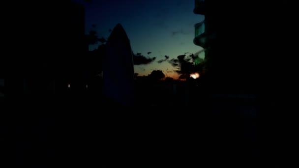 London timelapse sunrise, The Gherkin Swiss Reinsurance Headquarters