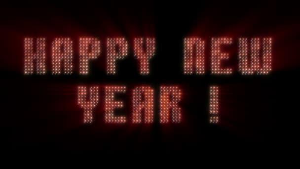 Šťastný nový rok, svátek světel, lesk