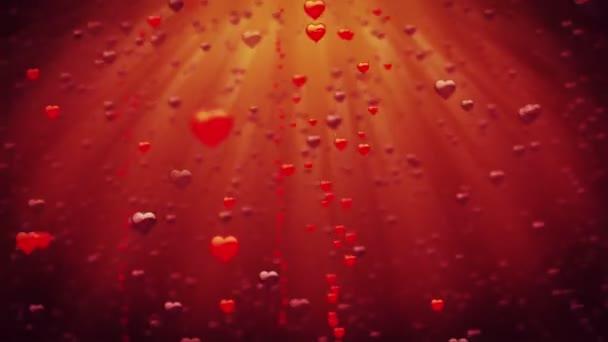 Valentinky srdce povstali proti červené
