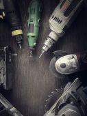 Elektrické ruční nářadí