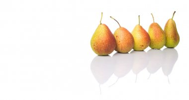 Forelle Pear Fruit