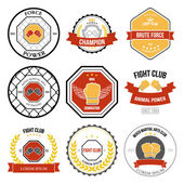Photo Martial Arts labels