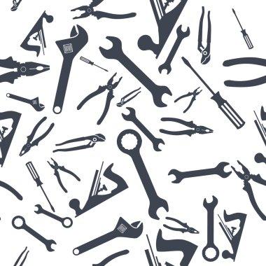 Hand tools pattern