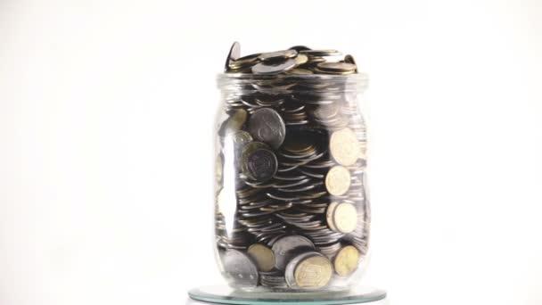 Časová prodleva padajících mincí v Jar