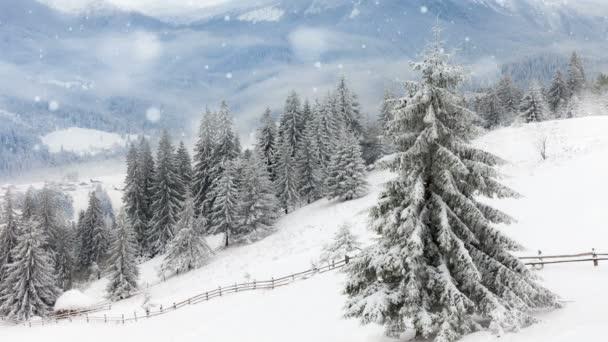 Új év, karácsony, tél háttér