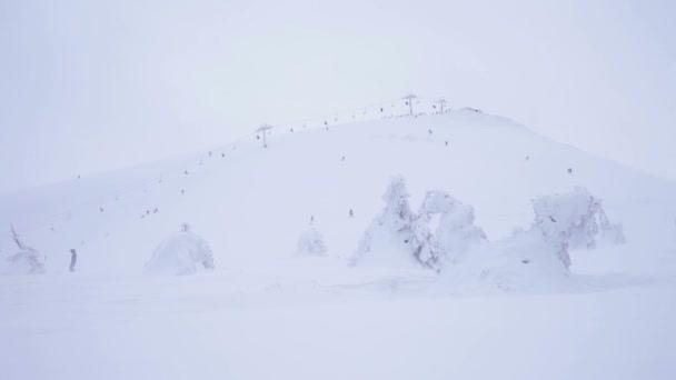 Lyžařské středisko, Hd