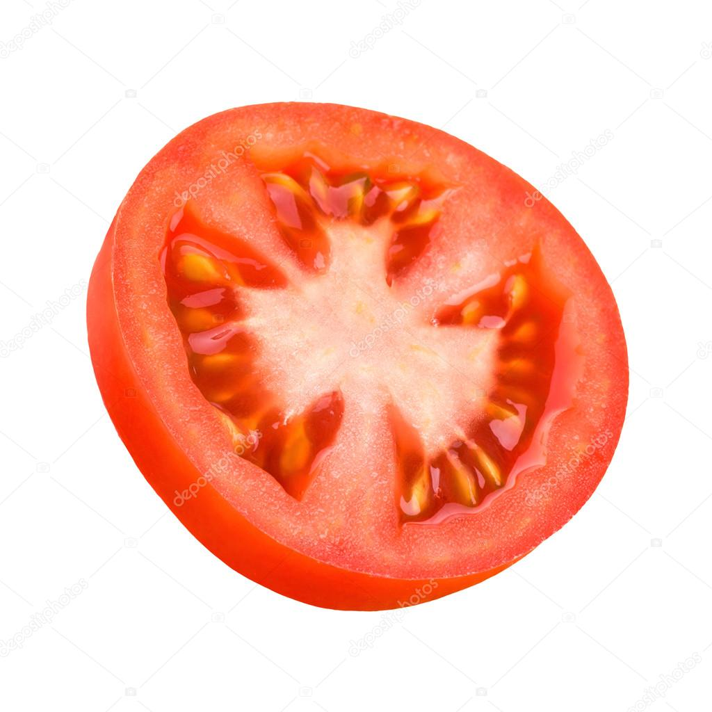 fresh tomato slice stock photo seralex 67077637