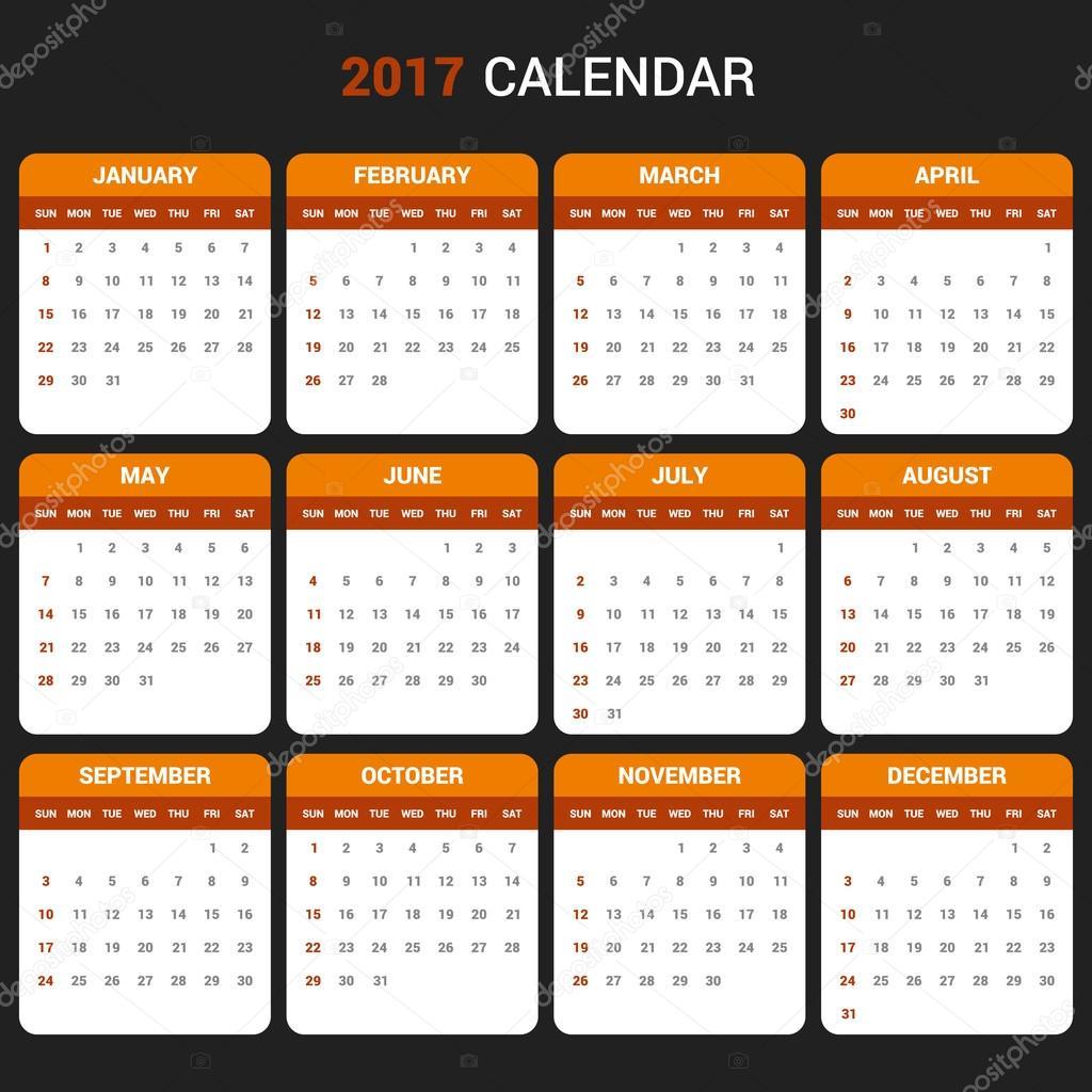 Tolle 1 Jahr Kalendervorlage Zeitgenössisch - Entry Level Resume ...