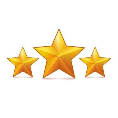 Stars. Vector