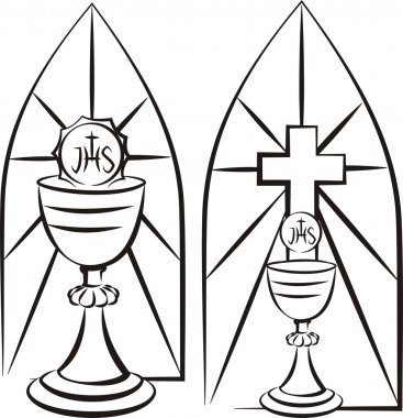 holy communion chalice