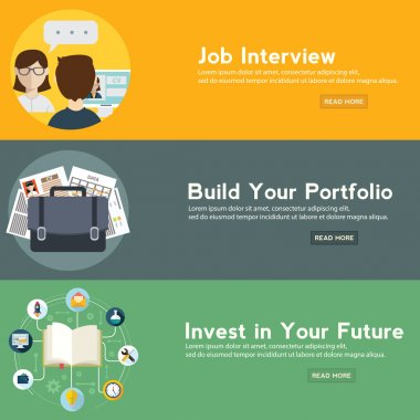 portfolio and future investment web banner.