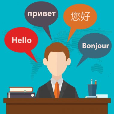 Synchronic translation services