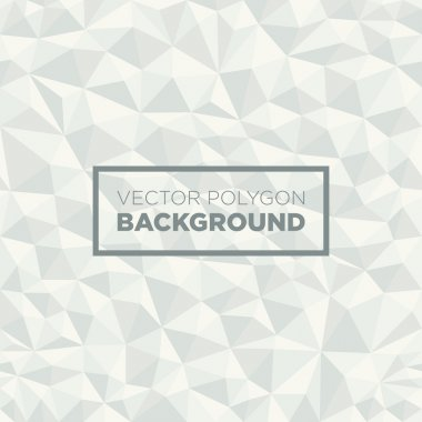 Vector Polygon Triangle Backgrounds seamless texture