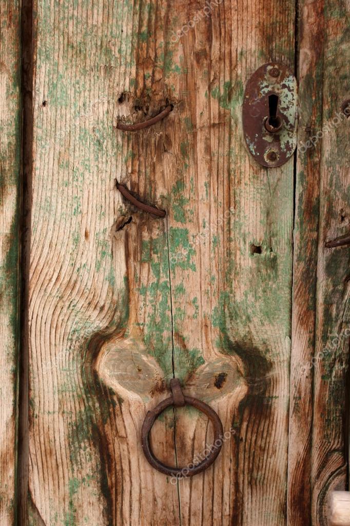 vieilles portes en bois naturels — Photographie reflex_safak ...