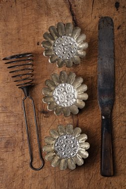 Vintage Baking utensils