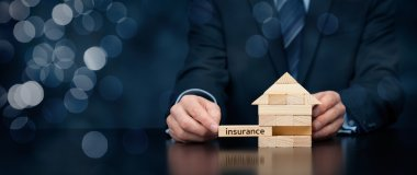 Property insurance protection concept