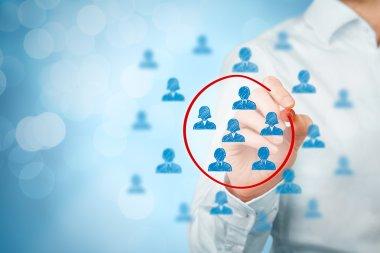 Marketing segmentation and target market