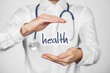 Protect health concept.