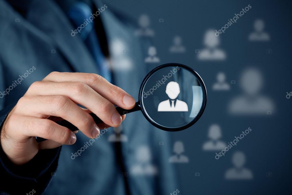 Individual Customer Service And Crm Stock Photo Jirsak 66305893