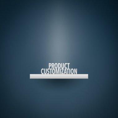 Product customization concept