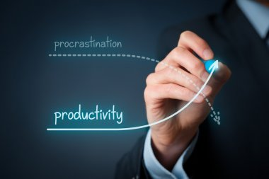 Procrastination vs. productivity contest