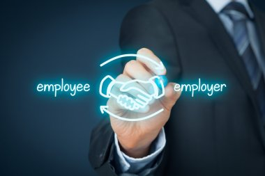 employer balanced cooperation concept
