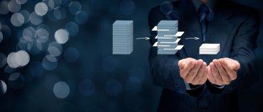 Data mining process and big data analysis
