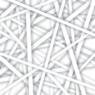 vector pattern of white straight lines