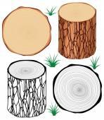 Vektorové Sada protokolů strom