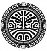 Fotografie polynéský tetování