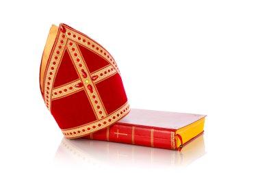 Mijterand book of sinterklaas