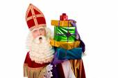 Sinterklaas zobrazeno dárky