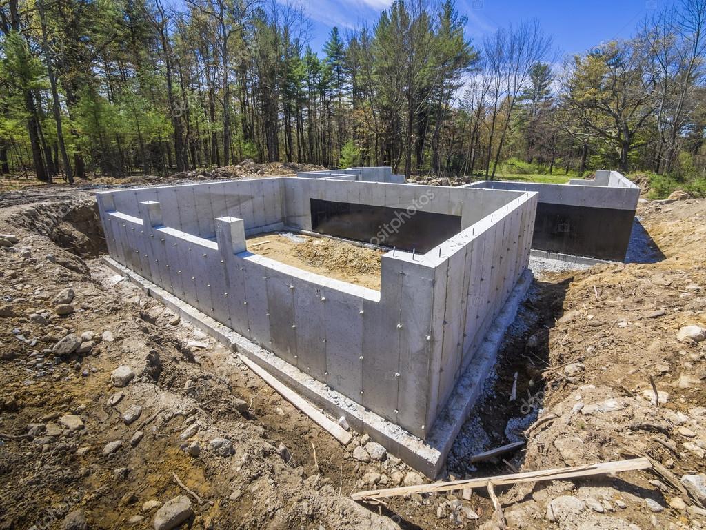 Sonar 109260152 for New home foundation