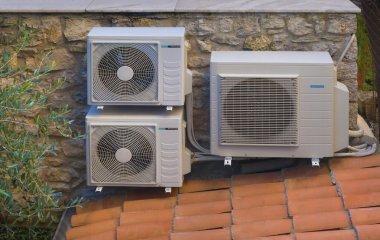 Rooftop inverter heat pumps