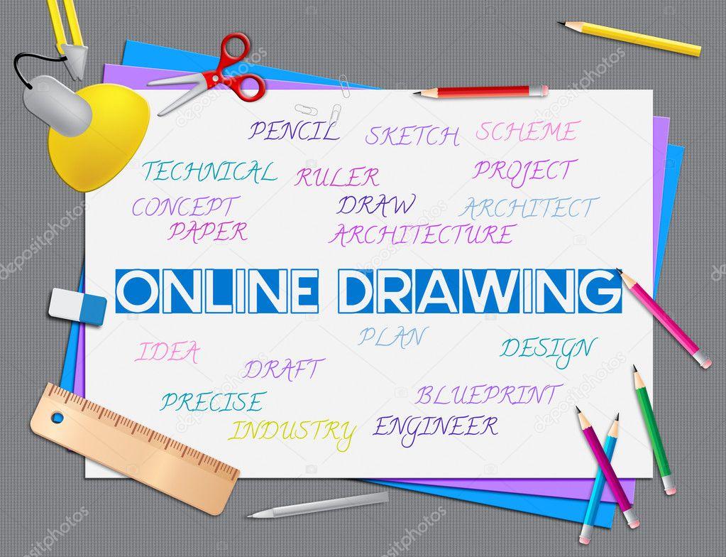 Fantastisch Online Konstruktionszeichnung Bilder - Schaltplan Serie ...