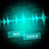 SEO nástroje představuje hledání optimalizace Software