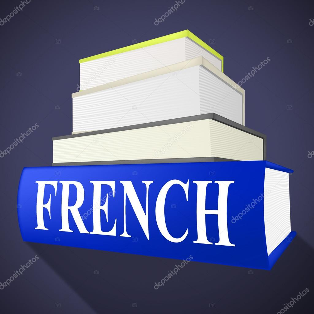 Francais Livre Indique La Traduction A L Anglais Et Euro