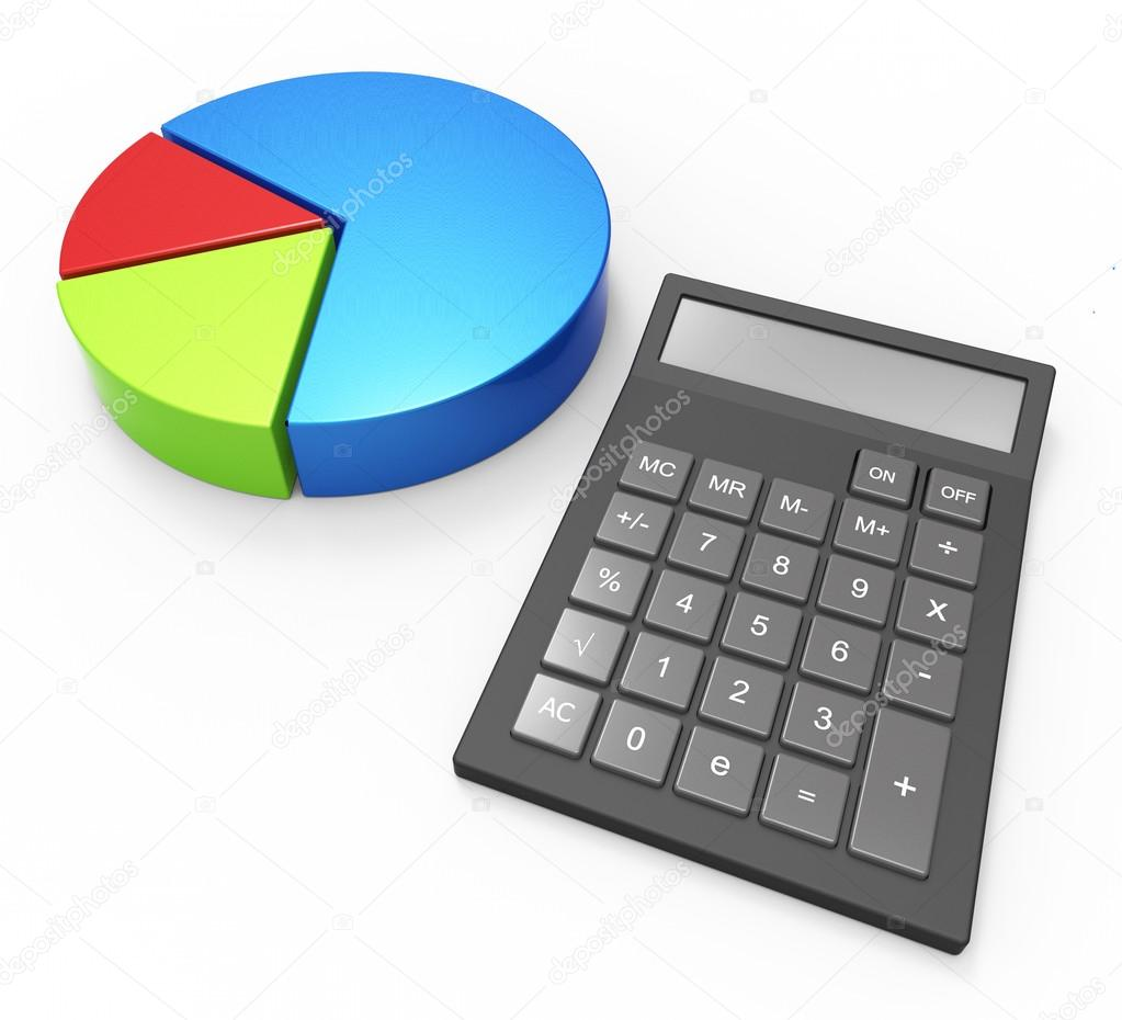 Pie chart calculation indicates business graph and accounting pie chart calculation indicates business graph and accounting stock photo nvjuhfo Choice Image
