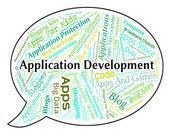Aplikační vývoj show programy, rozšíření a Regenerat