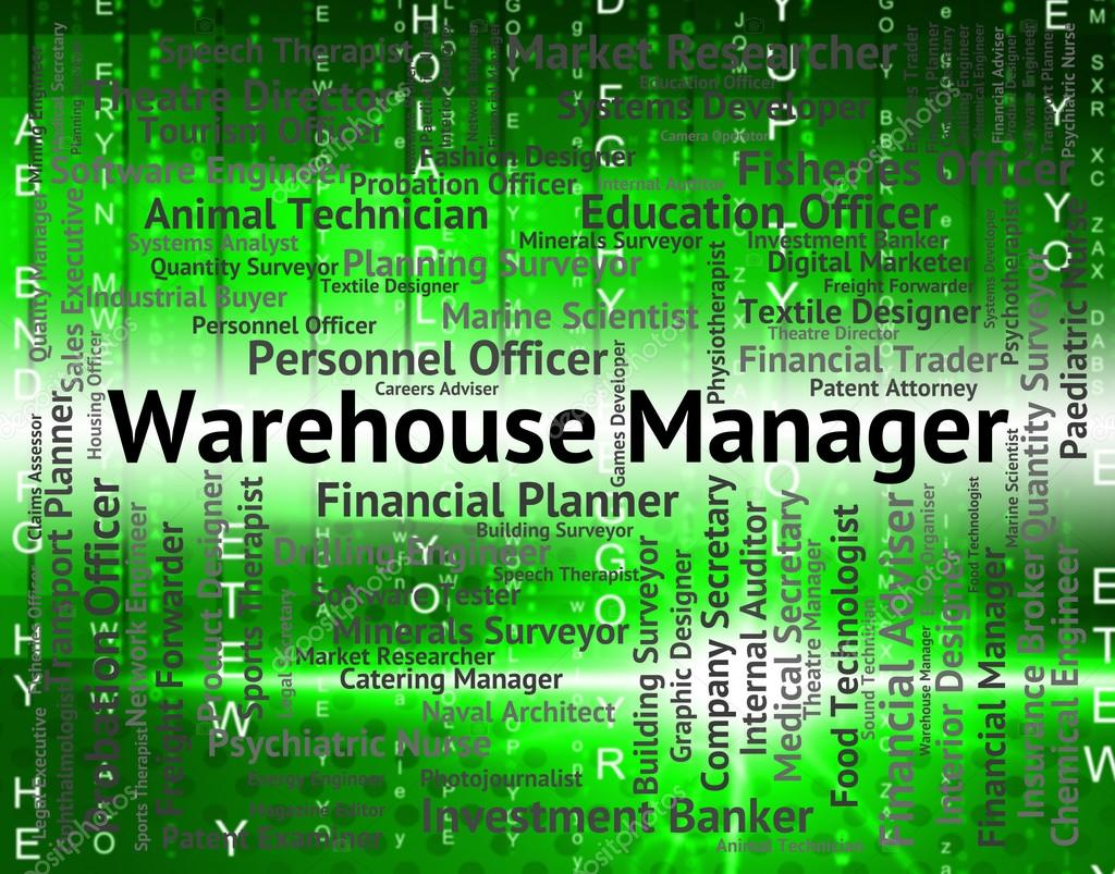 Image result for hiring Warehouse Manager