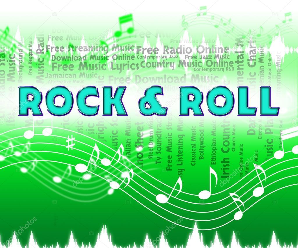 скачать музыку рок-н-ролл бесплатно