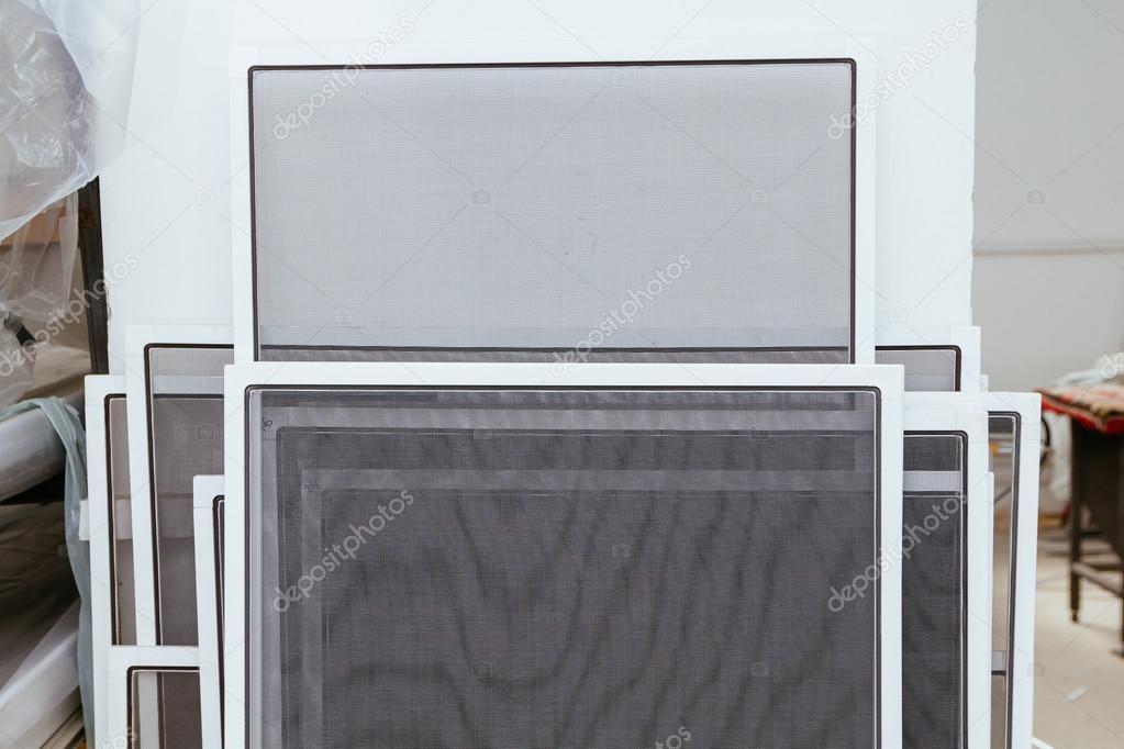 myggnät till fönster