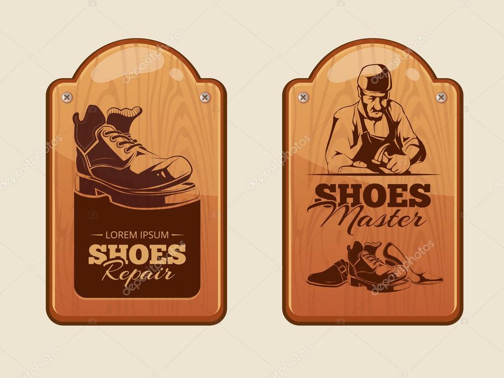 фото ремонт обуви реклама