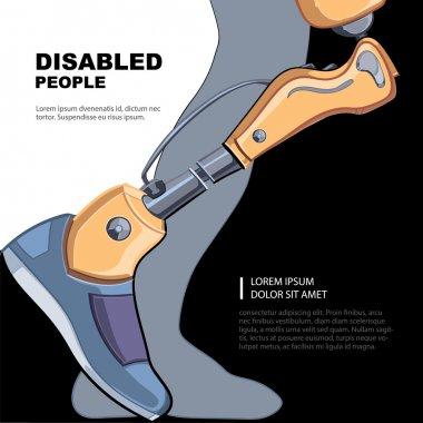 Bionic foot