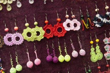 Fashion - Crochet Earrings Patterns