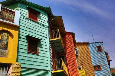 El Caminito in Buenos Aires