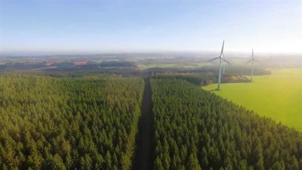 větrné energie turbíny