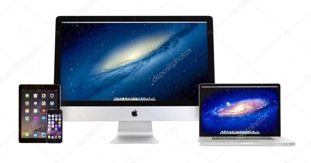 All Devices Displaying Home Screen And Produced By Apple Inc Photo Manae